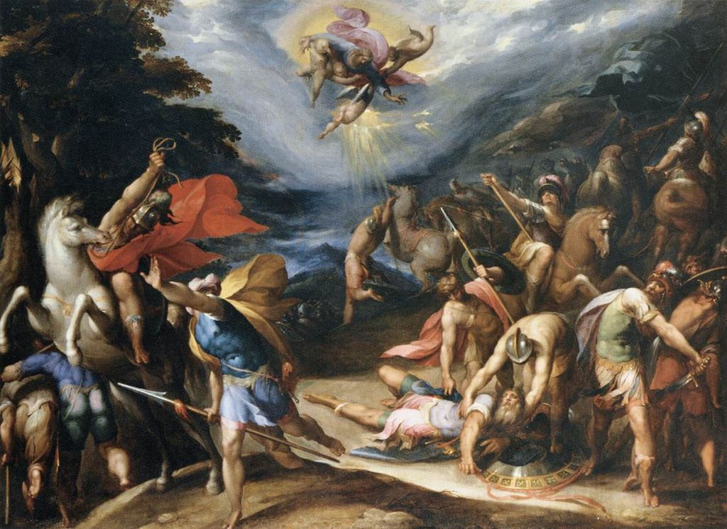1024px-Hans_Speckaert_-_Conversion_of_St_Paul_on_the_Road_to_Damascus_-_WGA21655