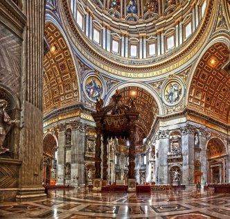 St.-Peters-Basilica-Interior1