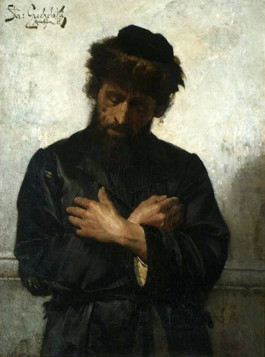 Grocholski_Praying_Jew